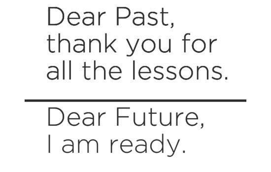 Dear Future…